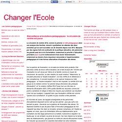 Bienveillance et évolutions pédagogiques : la circulaire de rentrée est parue - Changer l'Ecole