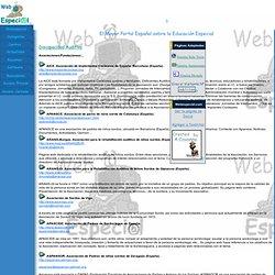 Bienvenid@ a Webespecial,com el Mayor Portal de la Educación Especial