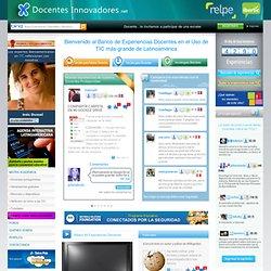 Bienvenido a Docentes Innovadores.NET
