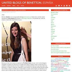 ¡Bienvenidos al blog de Benetton en español!