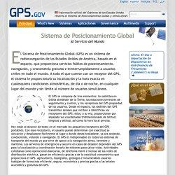 Bienvenidos a GPS.gov