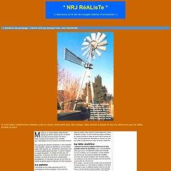 Bienvenue sur le site des NRJ réalistes et accessibles