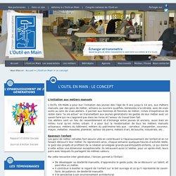 Bienvenue sur notre site Internet - L'Union des Associations l'Outil en Main