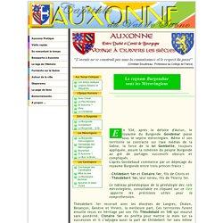 Bienvenue à la visite d'Auxonne en Val de Saône - En remontant le temps