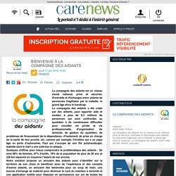 Bienvenue à La compagnie des aidants - Carenews