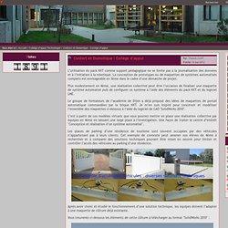 Bienvenue - Confort et Domotique - Collège d'appui