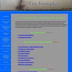 Bienvenue sur ce site consacré aux tornades !