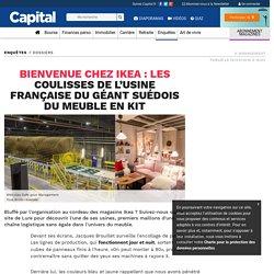 Bienvenue chez Ikea : les coulisses de l'usine française du géant suédois du meuble en kit