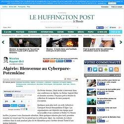 Nicolas Kayser-Bril: Algérie: Bienvenue au Cyberparc-Potemkine