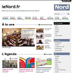 Site Internet du Conseil Général du Nord
