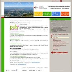 Bienvenue sur le site du Genevois Haut-Savoyard . PULS, Pépinière d'entreprises - Annemasse