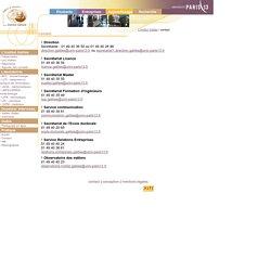 Bienvenue sur le site Internet de l'Institut Galilée - Université Paris 13