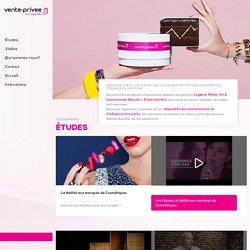 Survey Lab - Bienvenue sur le site Survey-Lab, Le laboratoire d'études européen des tendances e-shopping