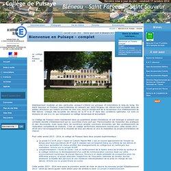 Bienvenue en Puisaye - complet - Collège de Puisaye