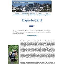 Bienvenue dans les Pyrénées, site web pyrénéen, site régional, etapes