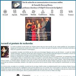 Bienvenue sur le portail de recherche de Samuelle DUCROCQ-HENRY