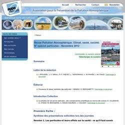 Bienvenue sur le site de l'APPA