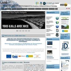 Bienvenue sur le site du LSBB