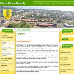 Bienvenue sur le site de Rémire-Montjoly