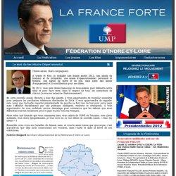 Bienvenue sur le site UMP d'Indre et Loire