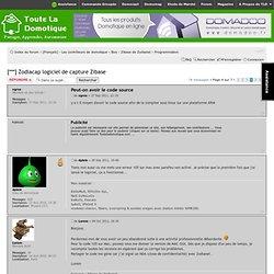 Zodiacap logiciel de capture Zibase pour Mac Windows Linux