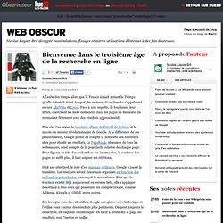Bienvenue dans le troisième âge de la recherche en ligne