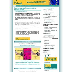 Bienvenue sur Vivant Europe - Pale Moon