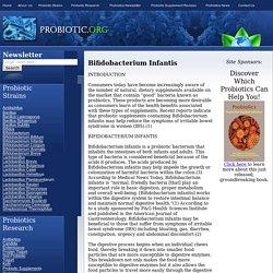 Bifidobacterium Infantis