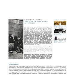 """008 - Colección Reserva - Jacob Riis, """"Como vive la otra mitad: un extracto"""""""