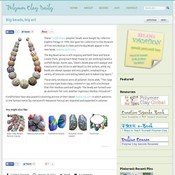Big beads, big art