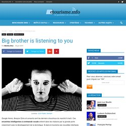 Big brother is listening to you