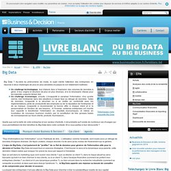 Big Data - B&D France