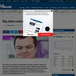 Big data contre chômage