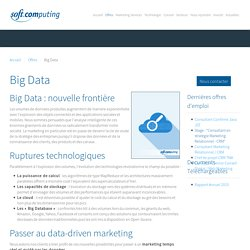 Big Data - Data-Driven Marketing