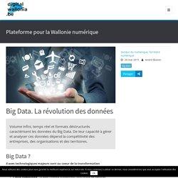Big Data. La révolution des données