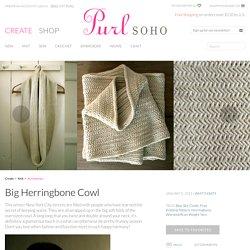 Horizontal Herringbone Stitch