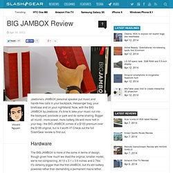 BIG JAMBOX Review