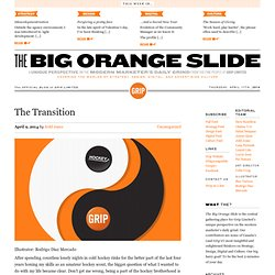 Big Orange Slide