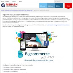 Shopping Website Customization
