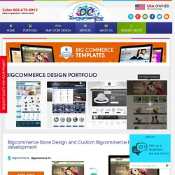 OCDesignsOnline For Custom BigCommerce Themes