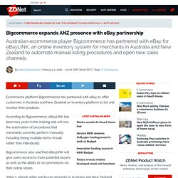 Bigcommerce expands ANZ presence with eBay partnership