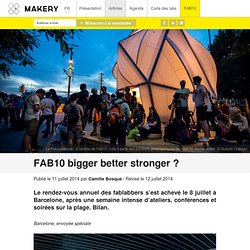 FAB10 bigger better stronger ?