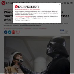 World's biggest fund manager issues 'Darth Vader-style' threat to oust bosses who ignore climate change