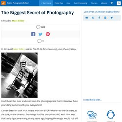 The Biggest Secret of Photography