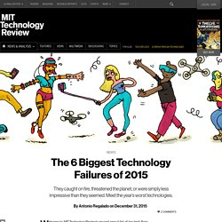 The 6 Biggest Technology Failures of 2015