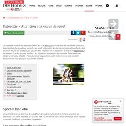 Bigorexie - Attention aux excès de sport - Santé-Médecine