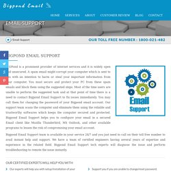 Bigpond Email Support 1800-021-482
