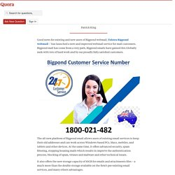 The all New Bigpond webmail is here - Bigpond Webmail Account - Quora