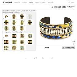 IT BIJOU – la Manchette »Arty»