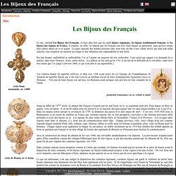 Bijoux régionaux